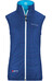 Ortovox W's Swisswool Light Piz Grisch Vest Strong Blue